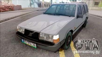 Volvo 945 Kombi для GTA San Andreas