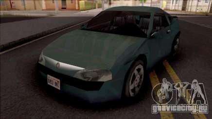 Vauxhall Tigra SA Style для GTA San Andreas