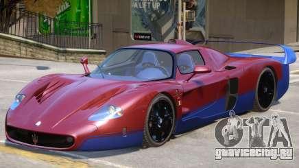 Maserati MC12 V1 для GTA 4