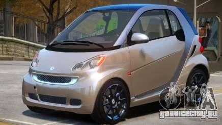 Smart ForTwo V1 для GTA 4