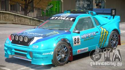 Ford RS200 Drift V1 PJ4 для GTA 4