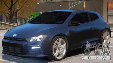 Volkswagen Scirocco Stock V1.2 для GTA 4