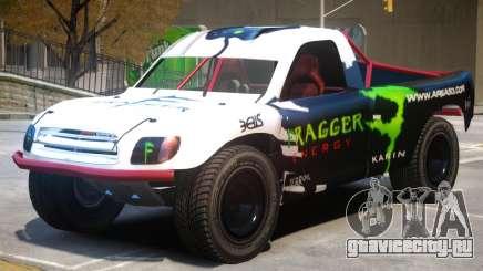 Toyota Tundra Sahara PJ1 для GTA 4