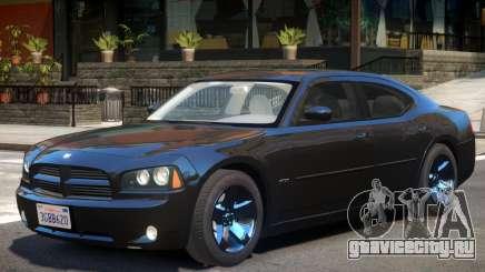 Dodge Charger RT R1 для GTA 4