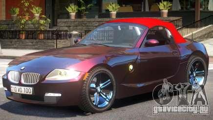 BMW Z4 Spider V1.0 для GTA 4