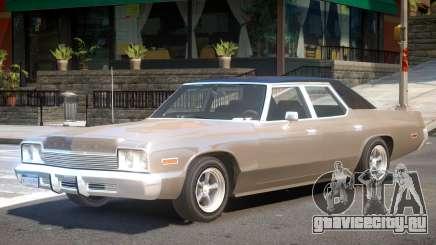 Dodge Monaco V1.2 для GTA 4