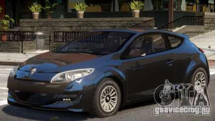 Renault Megane II RS для GTA 4
