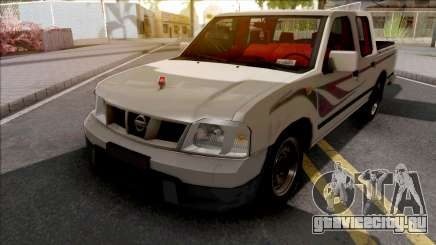 Nissan Datsun 2014 для GTA San Andreas
