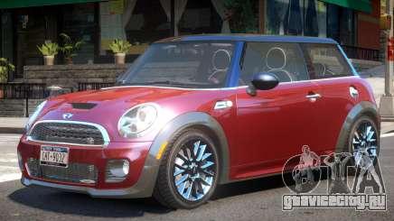 Mini Cooper V1 для GTA 4