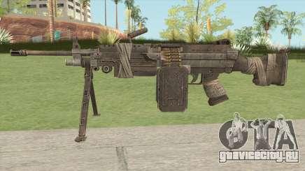 M249 SAW (Spec Ops - The Line) для GTA San Andreas