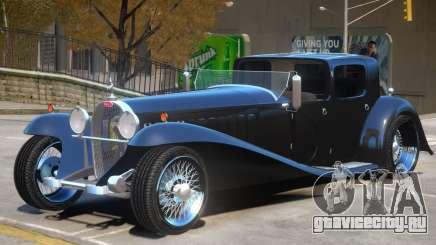1930 Bugatti Type 41 для GTA 4