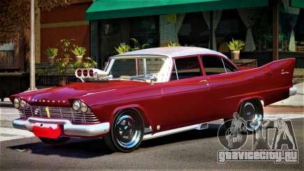 1957 Plymouth Savoy для GTA 4