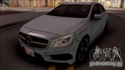 Mercedes-Benz A250 AMG 2016 Lowpoly для GTA San Andreas