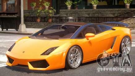 Lamborghini Gallardo SE для GTA 4