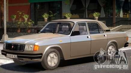 GAZ 31029 V1 для GTA 4