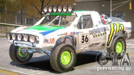 Dodge Ram Rally Edition PJ4 для GTA 4