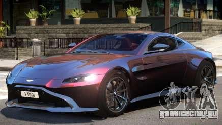 Aston Martin Vantage V2 для GTA 4