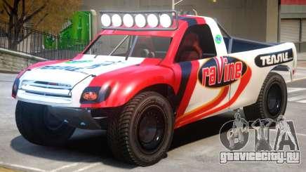 Toyota Tundra Sahara PJ3 для GTA 4