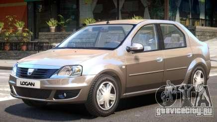 Dacia Logan для GTA 4