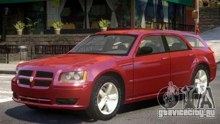 Dodge Magnum V1 для GTA 4