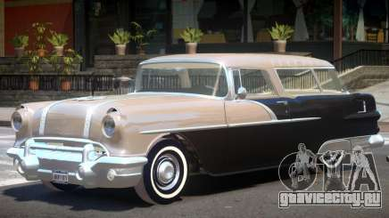 Pontiac Safari V1 для GTA 4