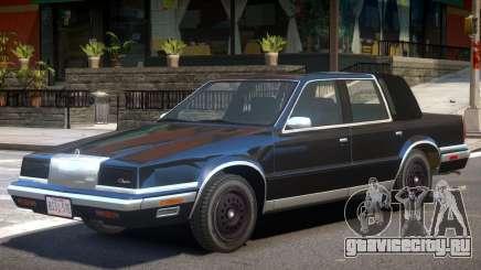 Chrysler New Yorker R2 для GTA 4