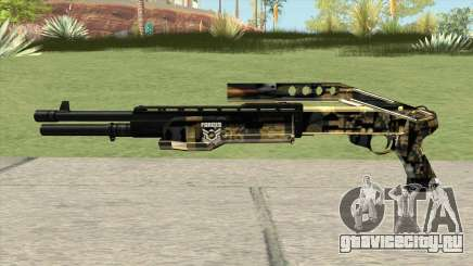 Shotgun (French Armed Forces) для GTA San Andreas