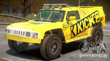 Hummer H3 V1 PJ5 для GTA 4