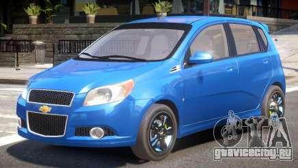 Chevrolet Aveo V1.1 для GTA 4