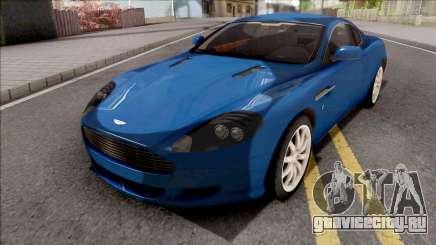 Aston Martin DB9 Full Tunable VehFuncs для GTA San Andreas