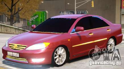 Toyota Camry V2.1 для GTA 4