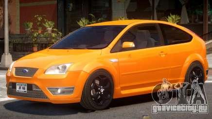 Ford Focus ST Y06 для GTA 4