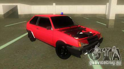 ВАЗ 2108 Бродяга Красный для GTA San Andreas