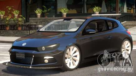 Volkswagen Scirocco V1.0 для GTA 4