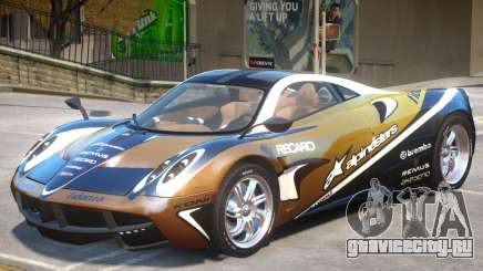 Pagani Huayra V1.0 для GTA 4