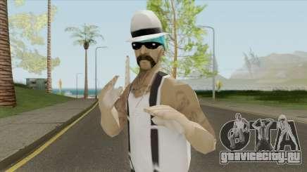 Rifa Member Skin (SA Style) для GTA San Andreas