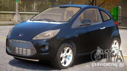 Ford Ka V1 для GTA 4
