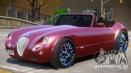 Wiesmann MF3 Roadster R2 для GTA 4