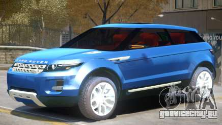 Rang Rover LRX V1 для GTA 4