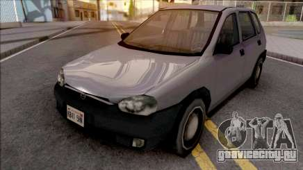 Chevrolet Corsa Hatch 2002 для GTA San Andreas