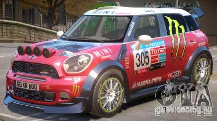 Mini Countryman Rally Edition V1 PJ2 для GTA 4