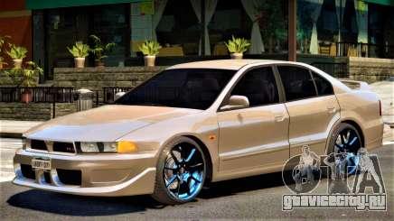 Mitsubishi Galant R2 для GTA 4