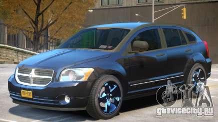 Dodge Caliber V1 для GTA 4
