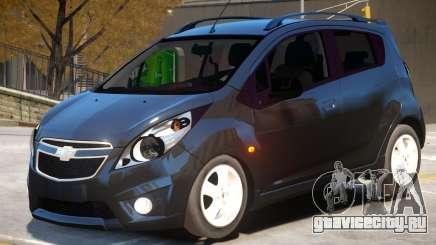 Chevrolet Spark V1 для GTA 4