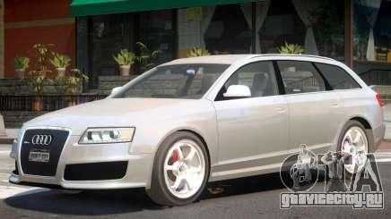 Audi RS6 Avant R2 для GTA 4