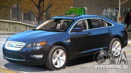 Ford Taurus V1.2 для GTA 4