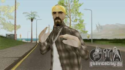 Vagos Skin V3 (SA Style) для GTA San Andreas