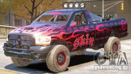 Dodge Power Wagon Baja V1 PJ4 для GTA 4