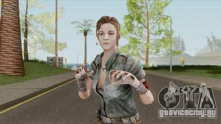 Angie Salter (Terminator: The Salvation) для GTA San Andreas