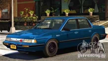 1993 Oldsmobile Cutlass V1.2 для GTA 4